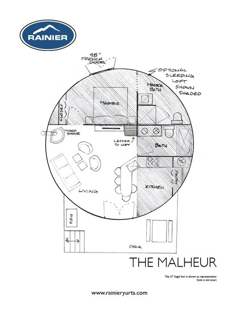 yurt floor plans yurt floor plans rainier yurts
