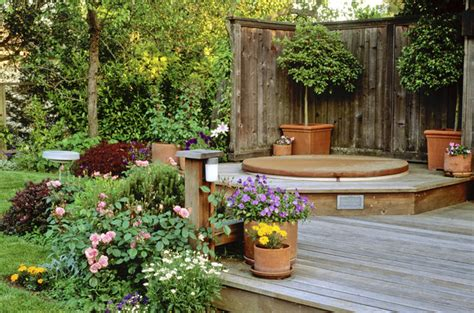Backyard Spa Landscaping Ideas Outdoor Ideas Modern Diy Designs