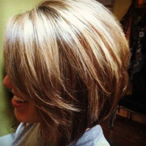 bob cut hairstyles with highlights bob haircut highlights hair pinterest bobs
