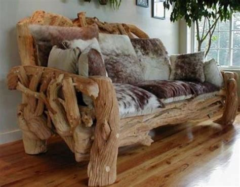 log living room furniture 30 driftwood recycling ideas for creative low budget home