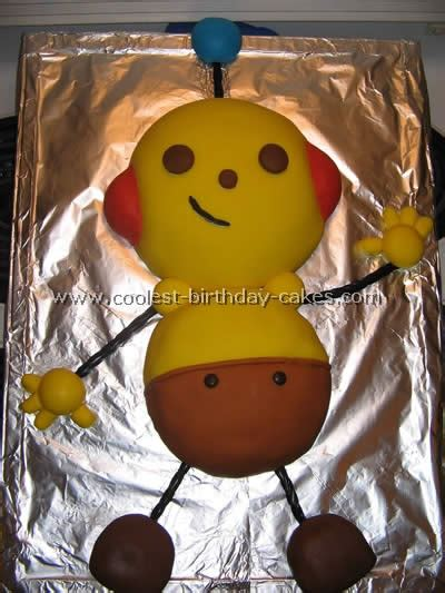 coolest homemade rolie polie olie cakes