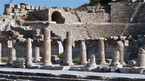 efeso casa di efeso turchia la casa della madonna