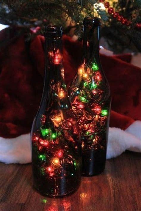 stunning wine bottle light diy tutorial beesdiy com