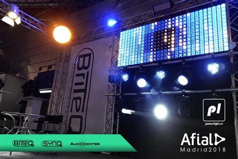 empresas de sonido e iluminacion power light en afial2018 sal 243 n del sonido e iluminaci 243 n