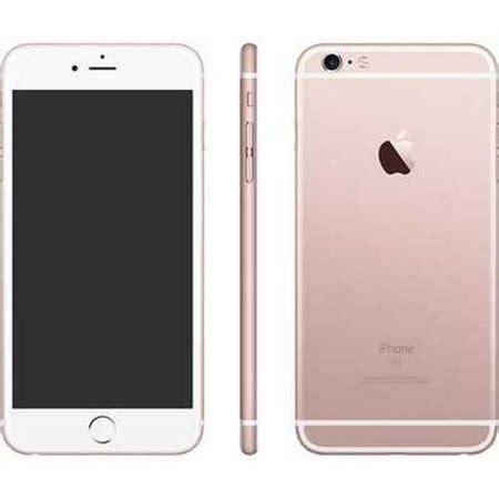 refurbished apple iphone 6s plus 64gb gold mkwe2ll a at t walmart