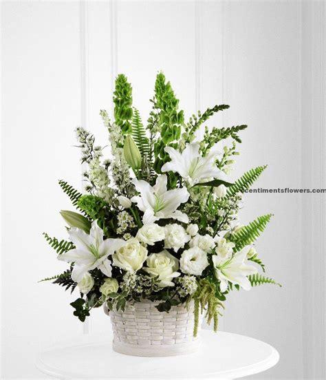 Funeral Flower Arrangements by Memorable Flower Arrangement For Funeral Flower