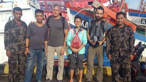 Kepala Persneling Kp 01 ditahan sepekan mualim ii kp hiu macan 01 dibebaskan coast guard berita trans