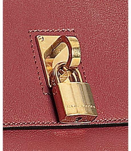 Marc Leigh Handbag by Marc Leather Paradise Leigh Crossbody Bag In