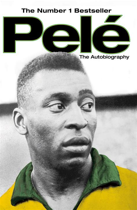 biography book publishers pele the autobiography book by pel 233 official