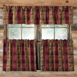 cabin kitchen curtains curtain k676 kitchen curtains window treatments touch of class rustic cabin tier interesting