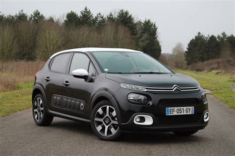citroen c3 essai citro 235 n c3 bluehdi 100 la plus confortable du march 233