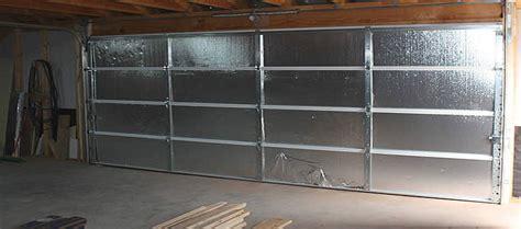 garage doors insulated  garage door service