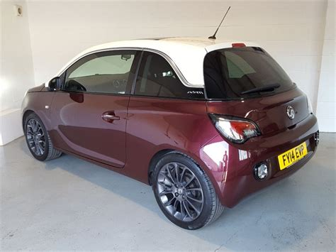 vauxhall purple used purple fiction two coat metallic vauxhall adam for