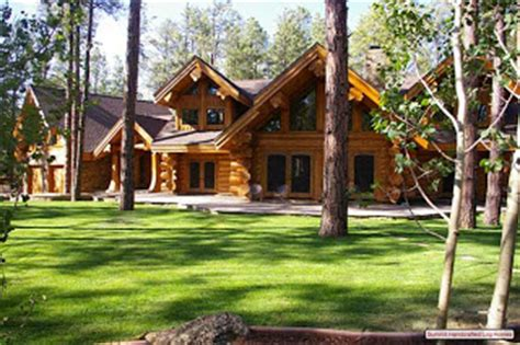 Summit Handcrafted Log Homes - wooden log cabins
