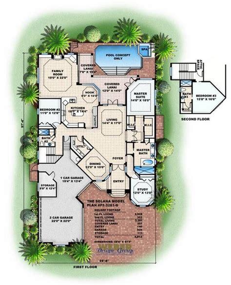 solana house plan weber design planos