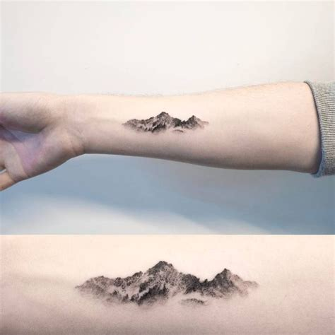 japanese mountain tattoo designs 25 best ideas about inner forearm on