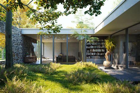 Design My Backyard Artstation Hopper House Tharik Mohammed Ehaya