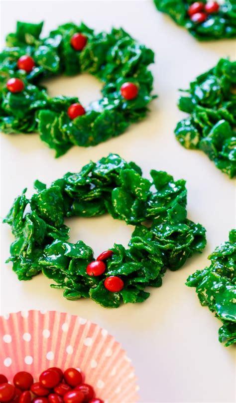 17 best ideas about cornflake wreaths on pinterest