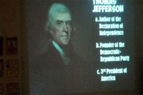 Thomas Jefferson Magic Portrait Imgflip Jefferson Powerpoint Template
