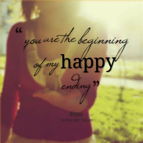 happy ending quotes about happy endings quotesgram