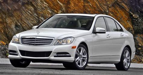 mercedes recalls selected 2008 2011 c class models for