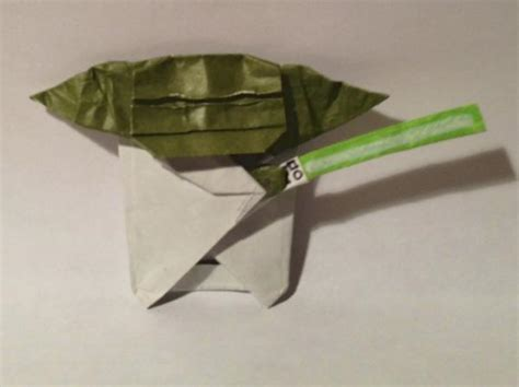 Origami Yoda From The Cover - the cover yoda origami yoda