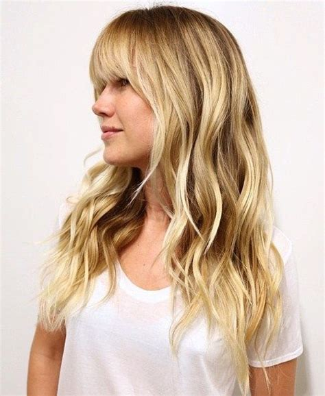 best 25 long layers with bangs ideas on pinterest long