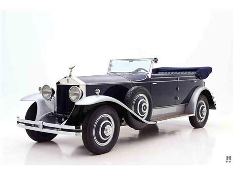 classic cars rolls royce 1930 rolls royce phantom i for sale classiccars cc