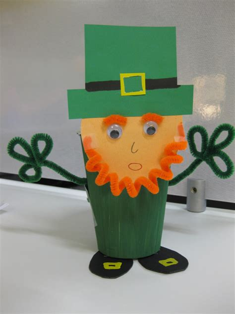 leprechaun crafts for preschool crafts for st s day leprechaun