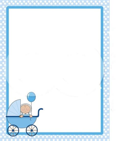 Baby Shower Boarder by Free Clip Baby Borders Posts Related To Clip