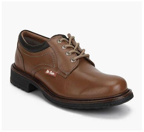 lee cooper tan outdoor shoes  men   india   price   october  pricehunt