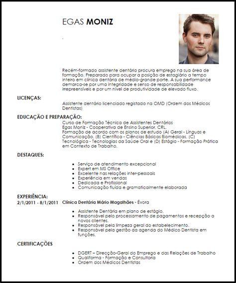 Modelo Curriculum Vitae Para Farmaceutico Modelo Curriculum Vitae Assistente Dent 225 Ria Livecareer