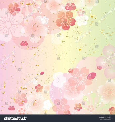 new year flower pattern japan pattern new year flower stock photo 165329687
