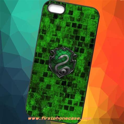 Casing Oneplus 2 Harry Potter Custom Hardcase one plus two harry potter house slytherin vintage logo poster mobile pouch skin iphone 7