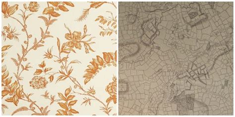 wallpaper design history bring history home with these new 18th century inspired
