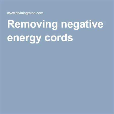 removing negative energy 1000 images about tutorials dowsing on pinterest