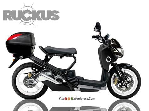 Set Bodi Beat 2012 honda ruckus custome scooter mio honda beat suol vario