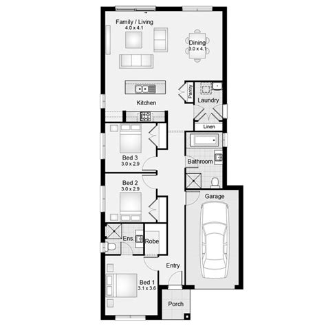 9 best new build floor plans images on floor