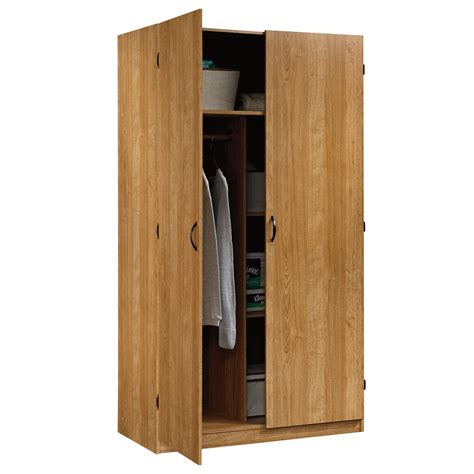 armoire wardrobe storage cabinet storage wardrobe closet sauder furniture