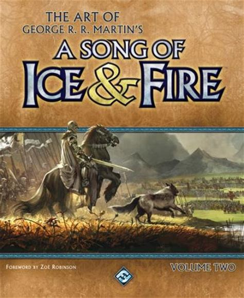libro the play of george paizo com the art of george r r martin s a song of ice and fire volume 2