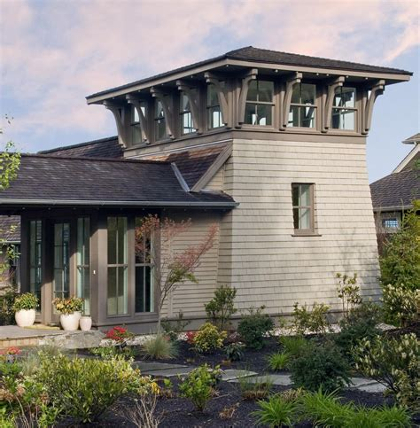 House Plans With Lookout Towers Home Design And Style