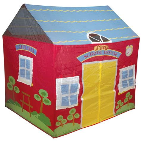 play tent house pacific play tents school house 116262 toys