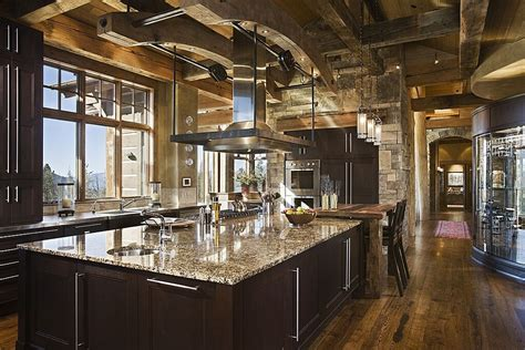 amazing of best luxury rustic house interior decor in rus 49 contemporary high end natural wood kitchen designs