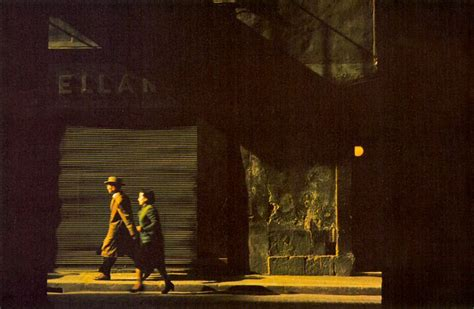 harry callahan the street harry callahan couple walking down street