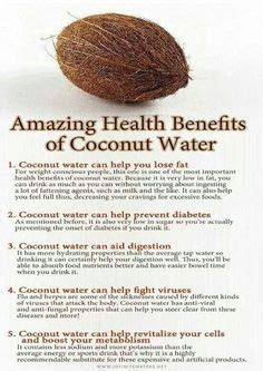 Coconut Water Detox Benefits by Detox Be Well On Pineal Gland Detox And