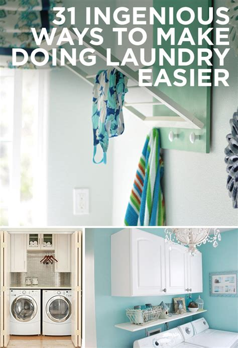 31 Ingenious Ways To Make Doing Laundry Easier Laundry Hers Canada