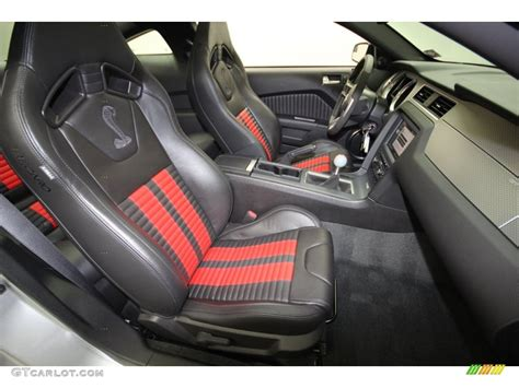 2012 mustang gt recaro seats charcoal black recaro sport seats interior 2012 ford