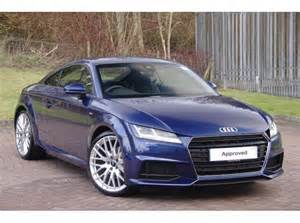 Used Audi Tt Coupe Used Audi Tt Coupe 2 0 230 Ps S Line For Sale What Car