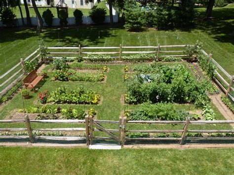 24 Awesome Ideas For Backyard Vegetable Gardens Page 2 Of 5 Vegetable Garden Fencing