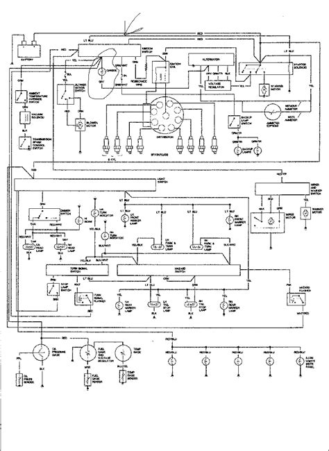 cj5 sdometer wiring diagram concord wiring diagram cj5